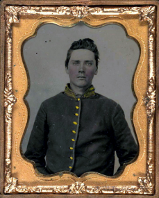 Fig1.example of a daguerreotype.